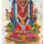 Bhagwan Swaminarayan painting